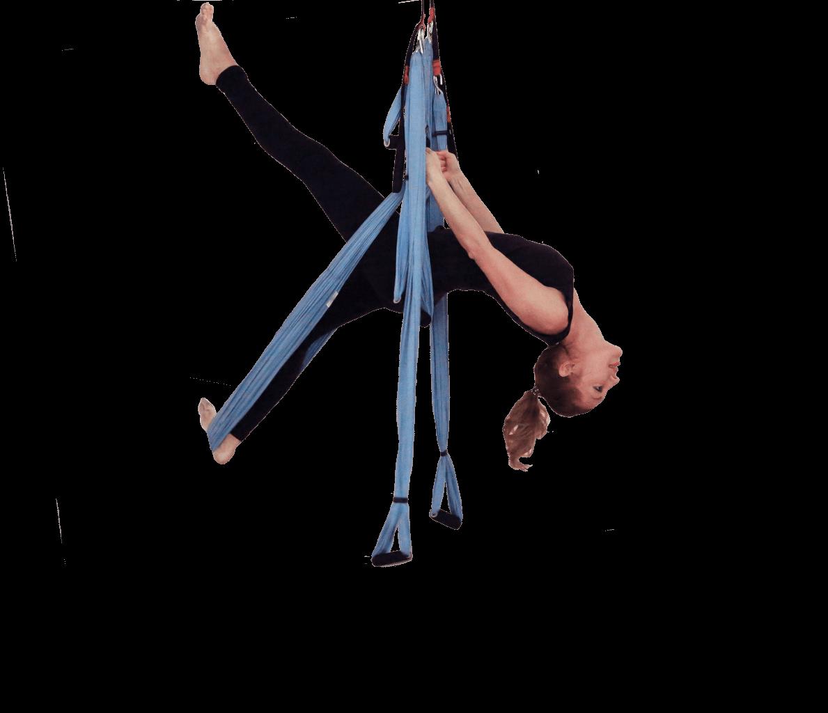 флай йога для начинающих